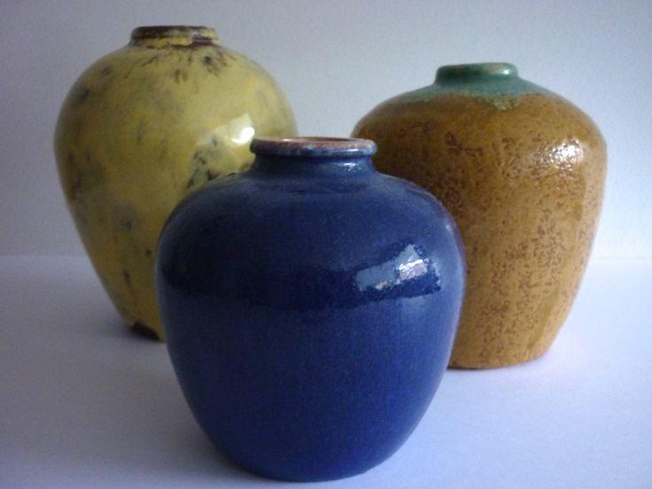 Pieter Groeneveldt vases, circa 1940