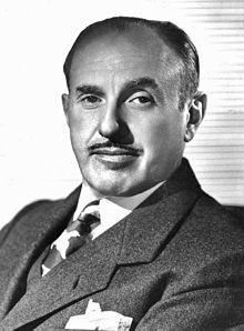 Jack L. Warner-born Aug.2,1892, London, Ont, - Sept.. 9,1978-Got American citizenship.Film executive who was the president and driving force behind the Warner Bros. Studios in Burbank, California. Warner's career spanned some forty-five years, its duration surpassing that of any other of the seminal Hollywood studio moguls. As co-head of production at Warner Bros. Studios, he worked with his brother, Sam Warner, to procure the technology for the film industry's first talking picture.