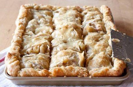 Yummy Apple Slab Pie – Easy ww points recipes