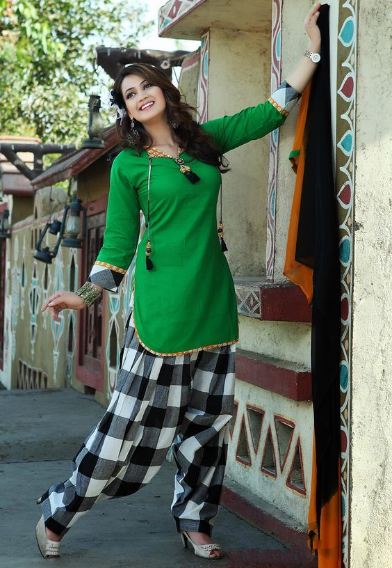 Kurti has become the women and girls most favorite style statement to look stylish with charming traditional look. These classy yet trendy kurtis are so comfortable that you can wear them round the clock. Best part is that you can easily modify and customize kurtis for different looks. Available in different styles and patterns, kurti …