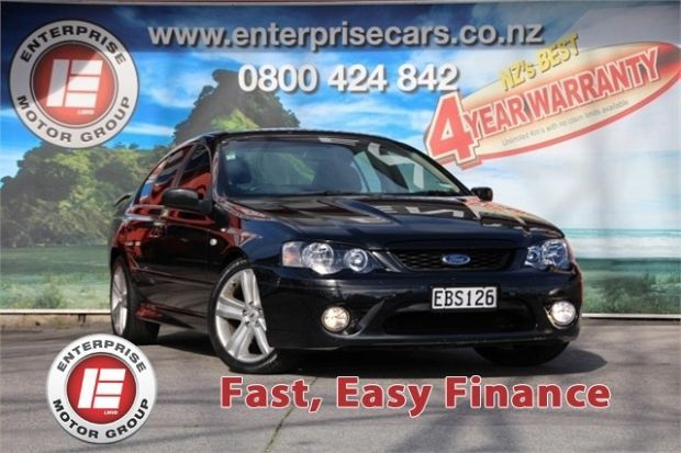 2007 Ford Falcon BF2 XR8 **STUNNING AND SO TIDY**