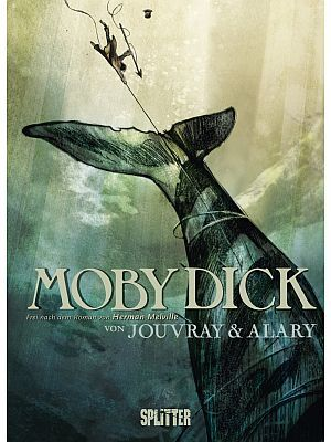 how to draw moby dick