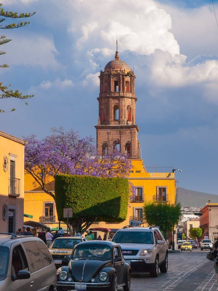 Queretaro, Mexico.