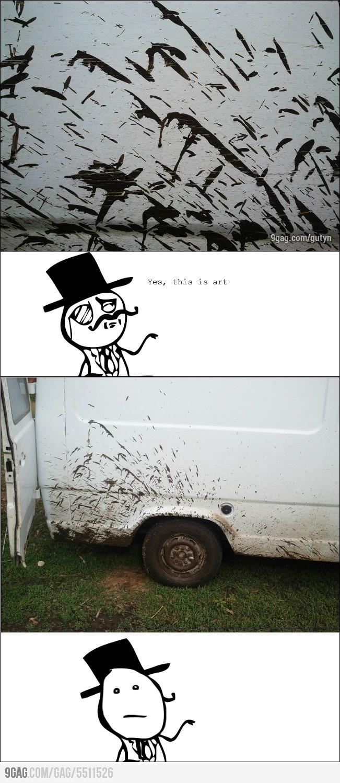 Rage Comics :) This is art
