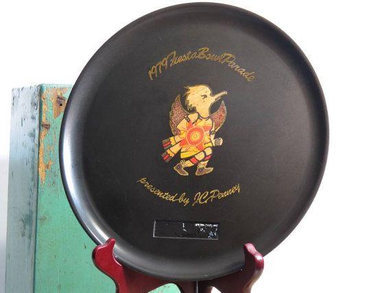 Couroc 1979 Fiesta Bowl Platter Parade by 13thStreetEmporium, $13.00