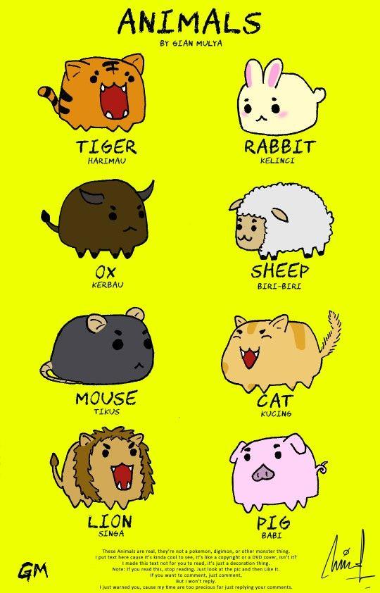 Animals by gianmulya