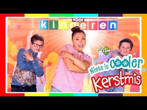 Niets is cooler dan Kerstmis - dansles BASIS - Kinderen voor Kinderen - YouTube