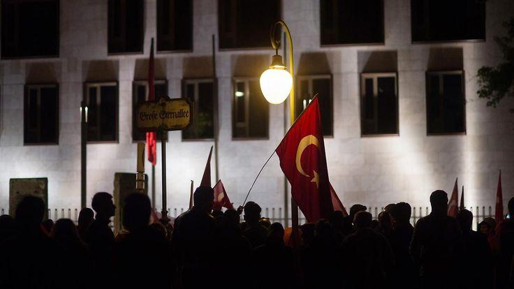 Vor Erdogan-Demo in Köln: Steinmeier appelliert an Deutschtürken