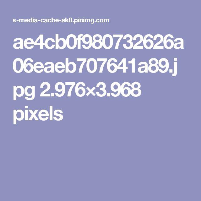 ae4cb0f980732626a06eaeb707641a89.jpg 2.976×3.968 pixels