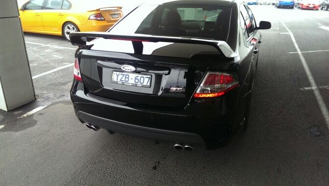 FPV GT 2012 5.0 Supercharged Coyote