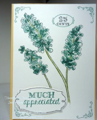 handmade by Julia Quinn  -    Independent Stampin' Up! Demonstrator: Helping Me Grow in Lost Lagoon