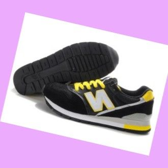 New Balance 996 Herre Trænere Sort-Gul,Modern trainers can bying to walk all over the world lightly.