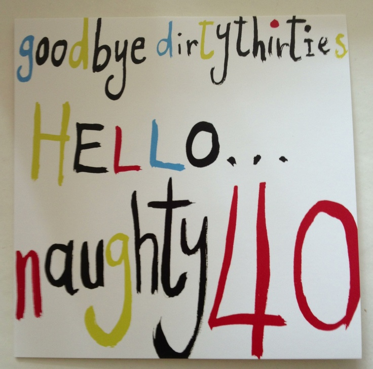 Best 25+ Funny 40th Birthday Wishes Ideas On Pinterest