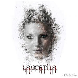 Katheryn Winnick as Lagertha Lothbrok | KWillems Designs
