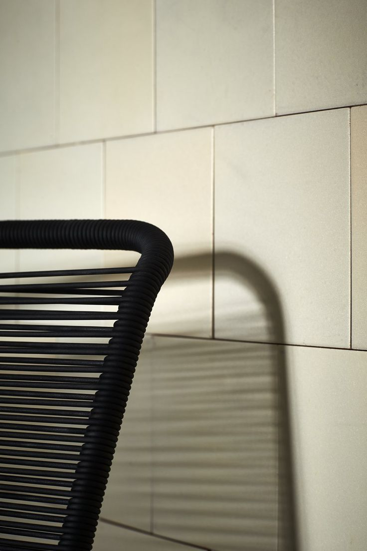 Detail of the Panon One chair. Even  the shadows are beautiful. #montanafurniture #interior #furniture #danish #design #panton #vernerpanton #pantonone