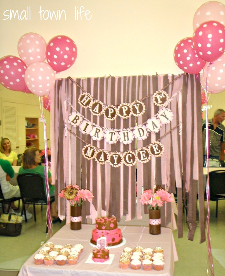 Top 45 ideas about isabella 39 s 3rd birthday curious for Backdrop decoration for birthday