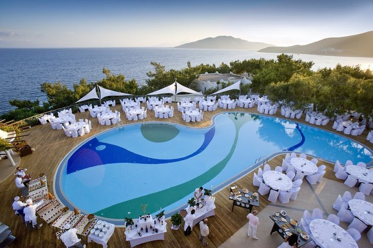Club Med Bodrum Palmiye, Turkije