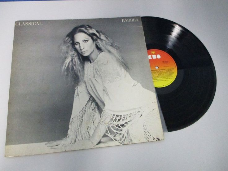 Barbra Streisand Classical LP 1976 Orig OZ CBS G/Fold SBP 234755 VGC #EasyListening1970s