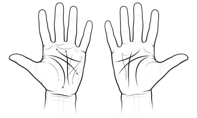 Čáry na dlani mohou odhalit tajemství o vašem životě