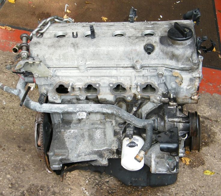 Nissan Micra K11 Engine  With Images