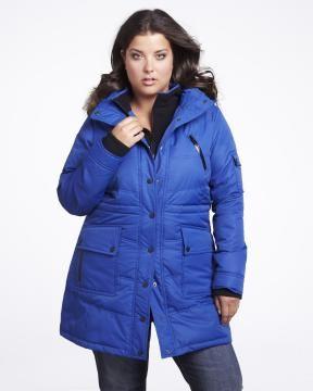 down parka coat $250