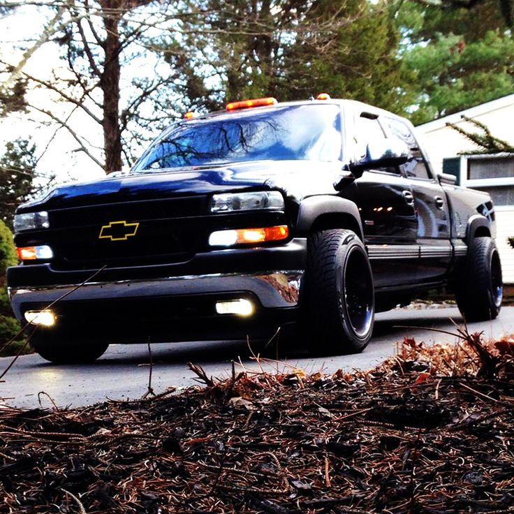 2002 Chevy 2500HD Built By Gary T.