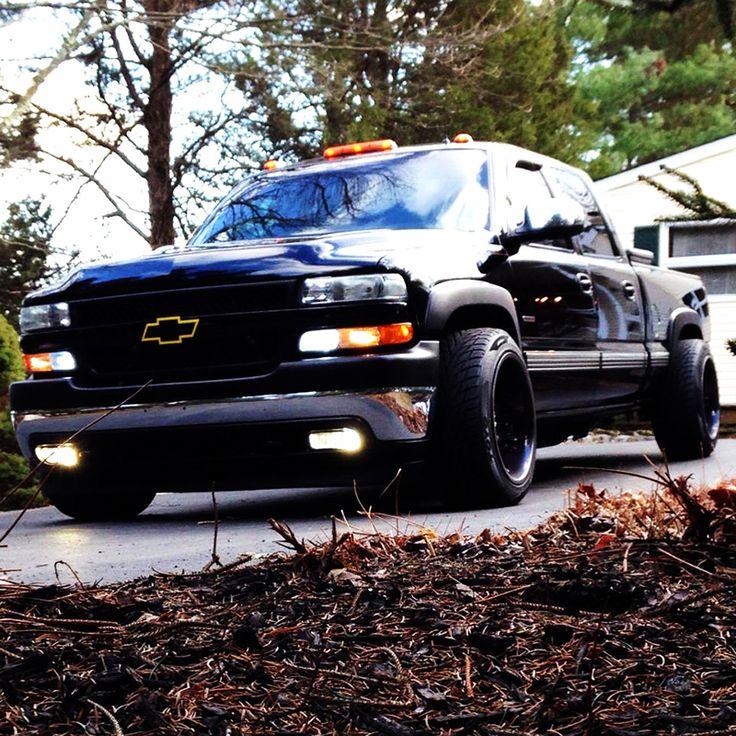 2002 Chevy 2500HD Built By Gary T.