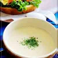簡単♡かぶのスープ(ポタージュ)