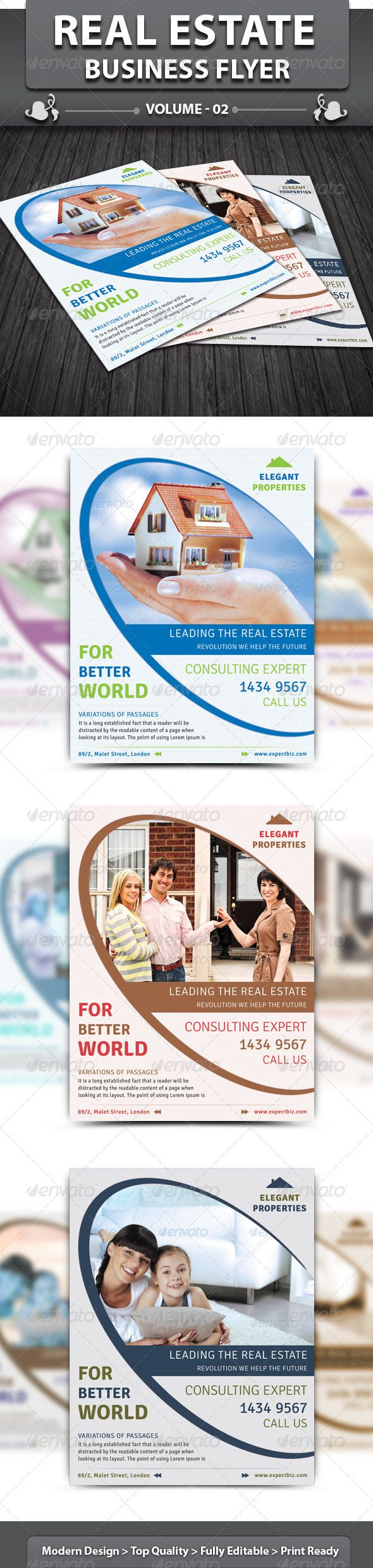 1000 images about real estate psd template real estate business flyer volume 2