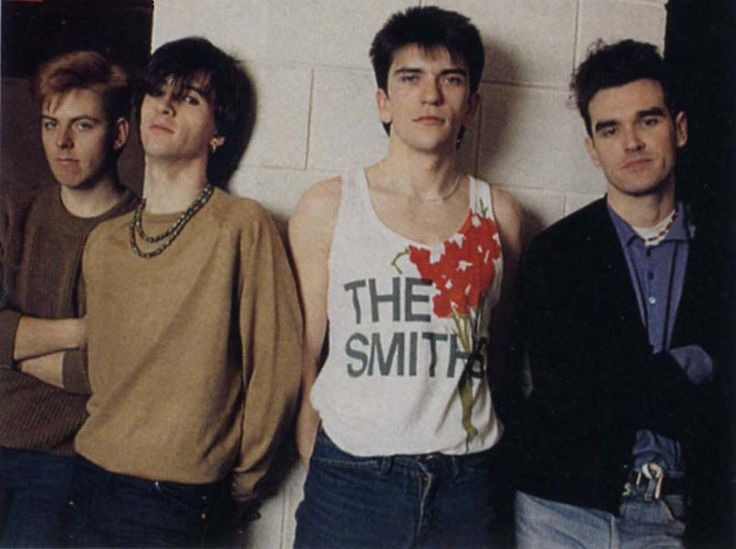 The Smiths...MFN limitless genius.