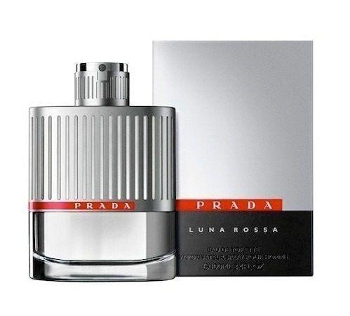 Perfume Prada Luna Rossa 100ml Masculino EDT na Giovanna Imports! Uma fragrância cítrica aromática para homens. +Detalhes  http://www.perfumesimportadosgi.com.br/perfume-prada-luna-rossa-100ml-masculino-edt