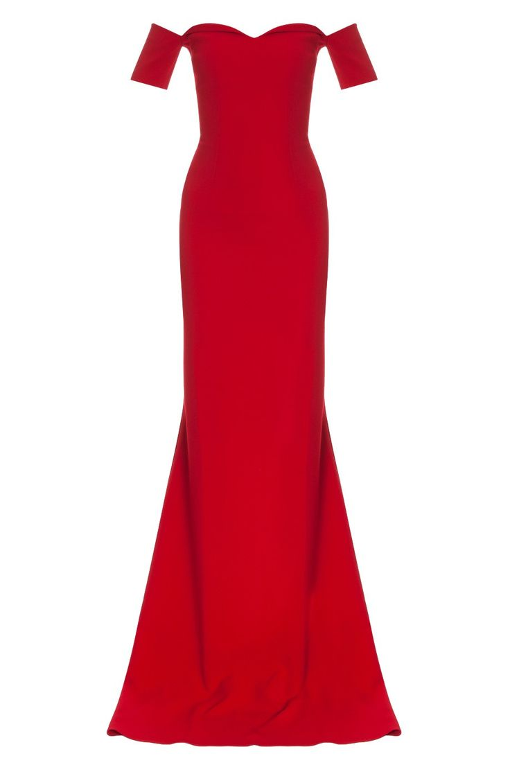 Drop Shoulder Heart Nck Gown By SAFIYAA @ http://www.boutique1.com/