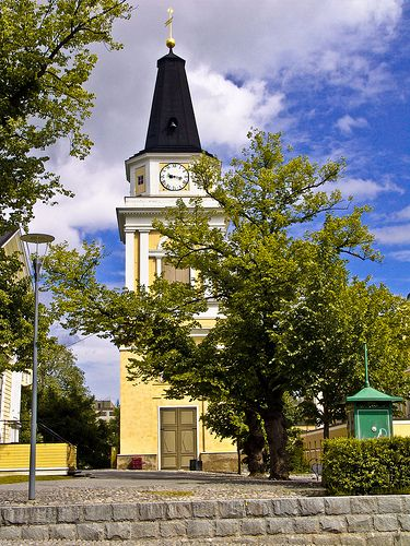 Church in Tampere Finland   Flickr - Photo Sharing!