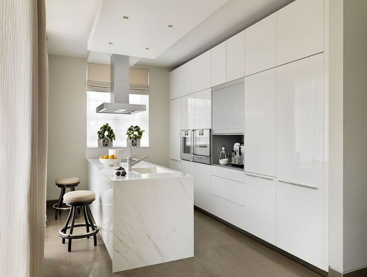 bulthaup by Kitchen Architecture #kitchens #marble