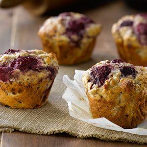 Si moelleux, si délicieux, ces muffins pourraient bien devenir une tradition de la fin de semaine.