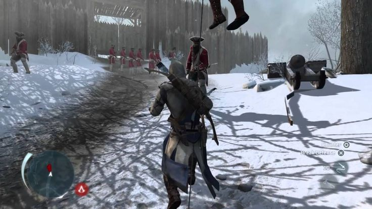 Assassin's Creed 3 E3 Frontier Gameplay Demo