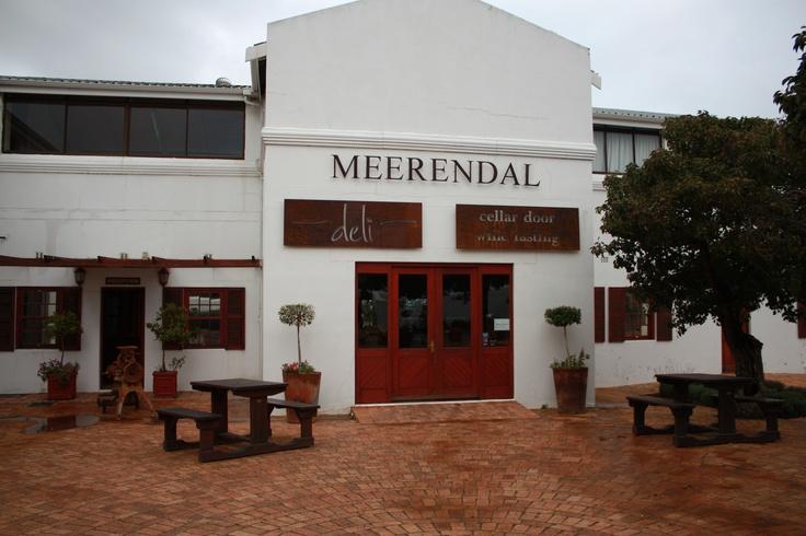 Meerendal Wine Estate, Durbanville, Cpt