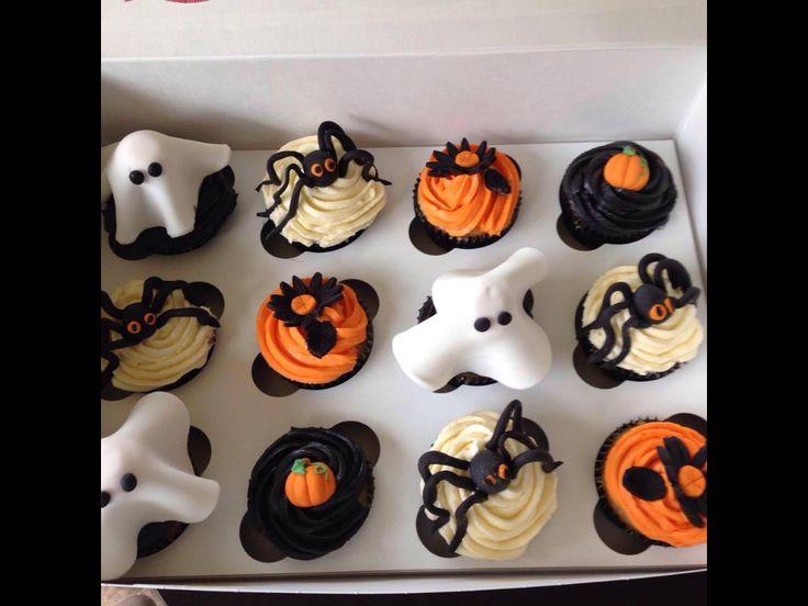 cupkakes d'halloween
