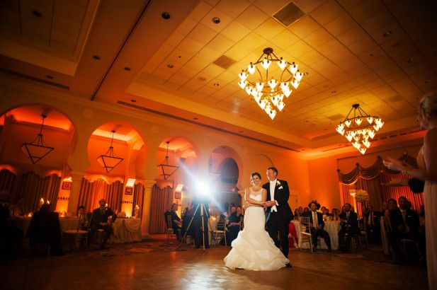 Elegant Florida Wedding at The Vinoy Renaissance St. Petersburg Resort and Golf Club (Photo by Limelight Photography)