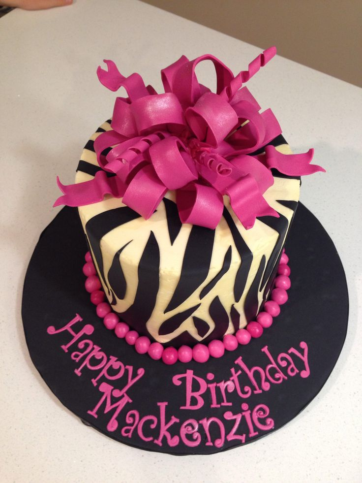 Cake For A Special 9 Year Old Girl Beautiful Cakes