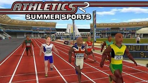Athletics: Summer Sports Mod Unlock All - Android Mobile