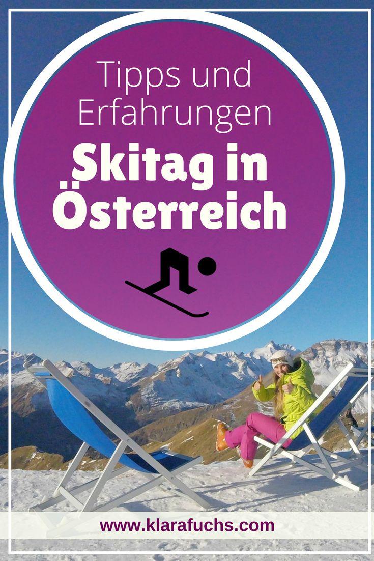 Warum ich im Winter super gerne skifahre - Mein perfekter Skitag - Wintersport macht glücklich. Schifahren für Anfänger und Fortgeschrittene. -KlaraFuchs.com- #schifahren #skifahren #skiing #wintersport #österreich #berge #alpen #schnee #glück #meintraumtag #upindieberge