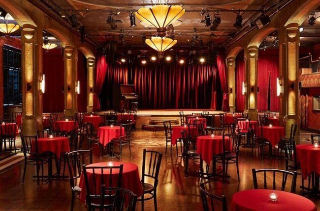 Montreal cabaret venue