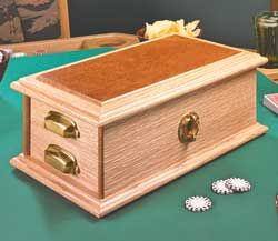 Woodsmith keepsake box plans woodworking projects plans for Wooden box tutorial