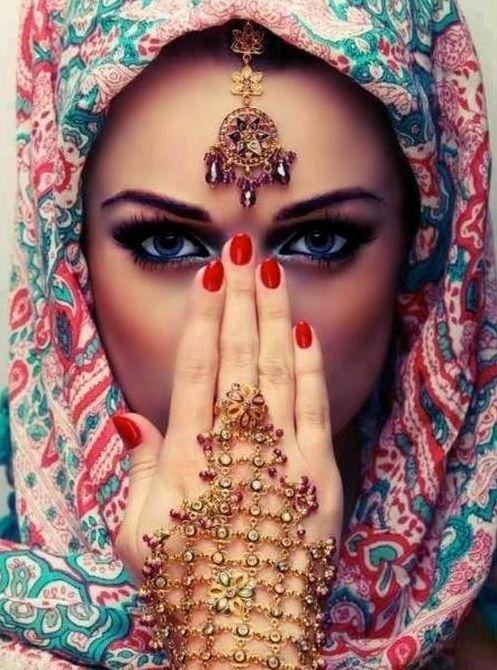 Inspiration for an Arabian Nights party. www.ladysadie.com