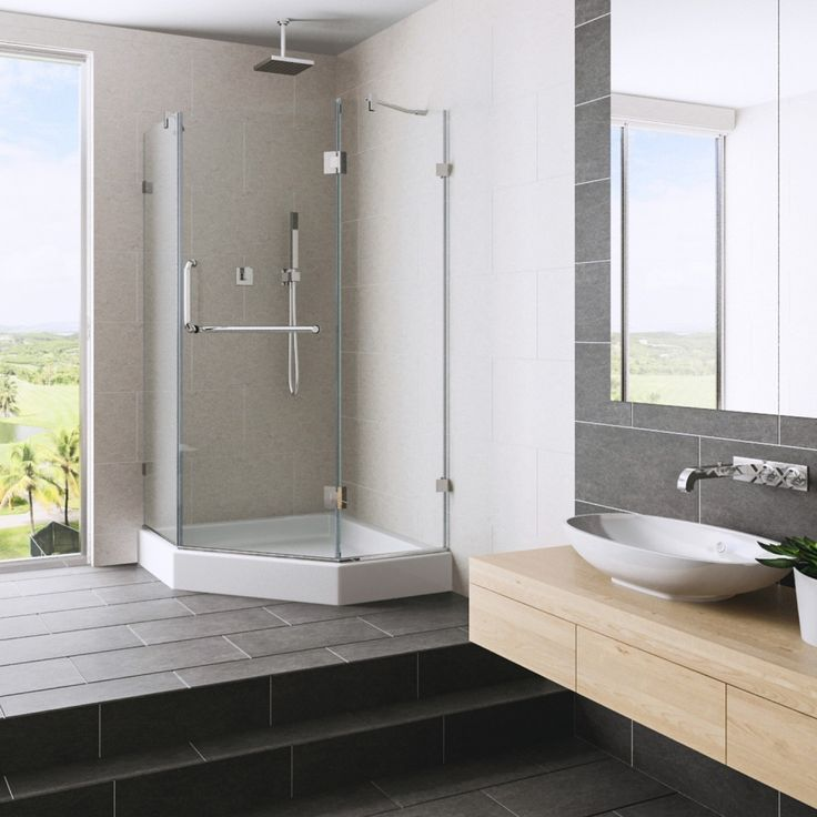 Best 25 Neo Angle Shower Ideas On Pinterest Corner Shower Small Neo Angle Shower Doors And