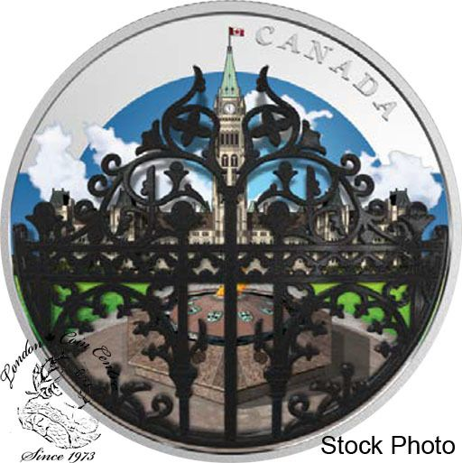London Coin Centre Inc. - Canada: 2018 $30 The Queen's Gate: Formal Entrance to Parliament Hill - 2 oz. Pure Silver Coin, $239.95 (http://www.londoncoincentreinc.com/canada-2018-30-the-queens-gate-formal-entrance-to-parliament-hill-2-oz-pure-silver-coin/)