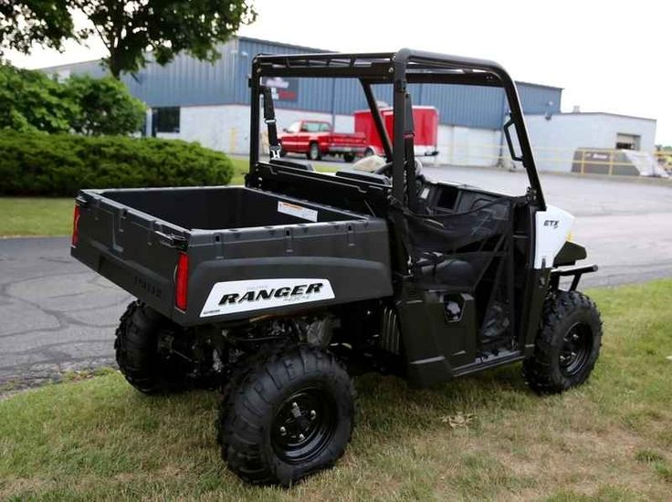 New 2016 Polaris RANGER ETX White Lightning ATVs For Sale in Wisconsin. 2016 Polaris RANGER ETX White Lightning, 2016 Polaris® RANGER® ETX White Lightning Hardest Working Features ProStar® - Purpose Built for Work The RANGER ETX ProStar 31 hp engine is purpose built, tuned and designed around the demands of a hard day s work resulting in an optimal balance of smooth, reliable power to help you get the job done. Electronic Fuel Injection allows for dependable cold-weather starting plus…