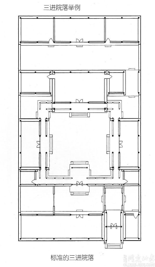 Standard layout sanjin architecture pinterest maisons for Maison standard