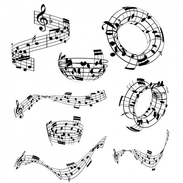 14 best tattoos images on pinterest music music notes for Note musicali dwg